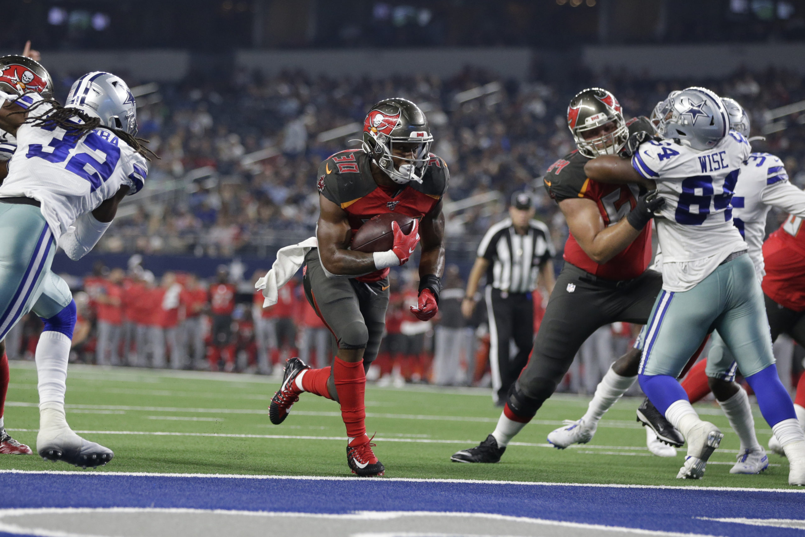 Tampa Bay Buccaneers vs Dallas Cowboys NFL Picks, Odds, Predictions 9/9/21 » Sports Chat Place