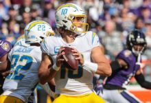 Los Angeles Chargers vs New England Patriots NFL Player Prop Bets 10/31/2021